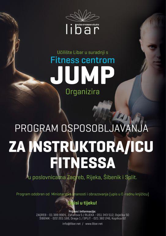 Novo - instruktor/ica fitnessa