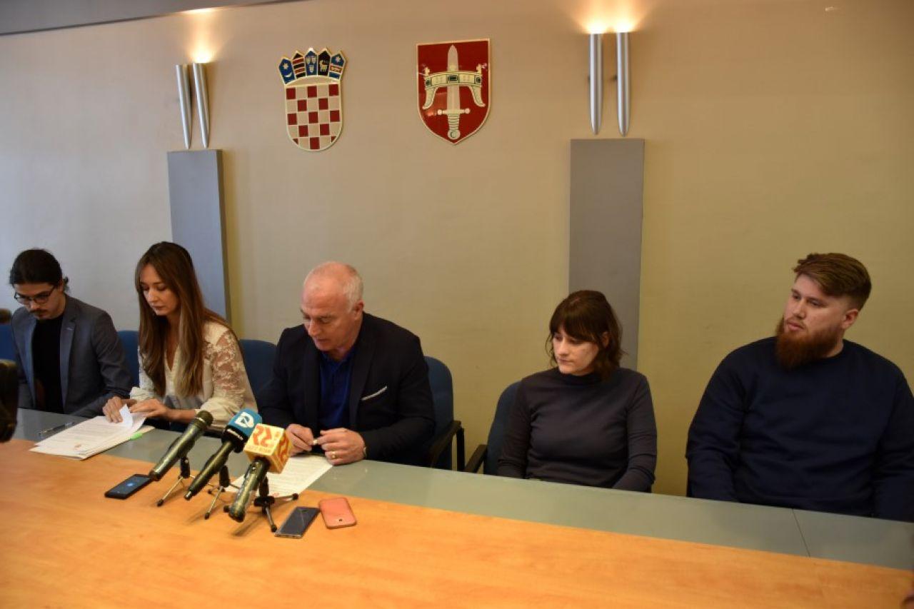 Naši polaznici iz Belgije, Španjolske i Rumunjske stigli su u Šibenik putem programa Eurodyssée